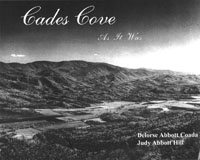 Cades Cove Book Review